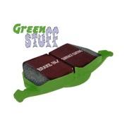 klocki hamulcowe ebc green stuff
