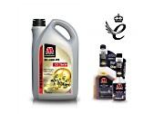 Oleje przekładniowe i silnikowe
