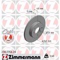Tarcze Zimmermann Coat Z