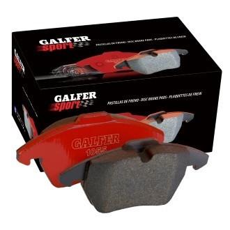 Klocki o większej wydajności Galfer Sport FDT 1055 1915200