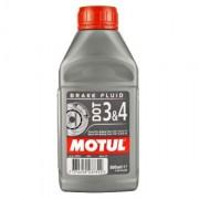 Płyn hamulcowy Motul DOT 3&4 (0,5 L)