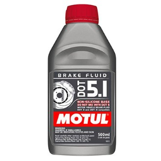Płyn hamulcowy Motul DOT 5.1 (0,5 L)